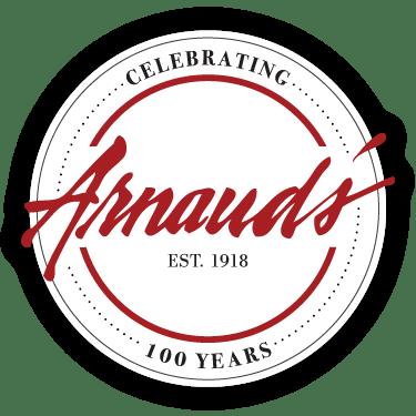 Arnaud's 100 Years Logo