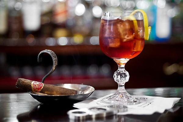 Cocktail le vieux carre
