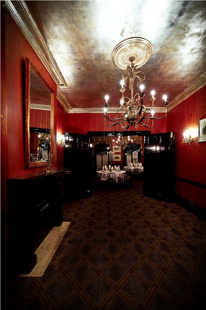 Iberville And Bienville Rooms | New Orleans Private Dining