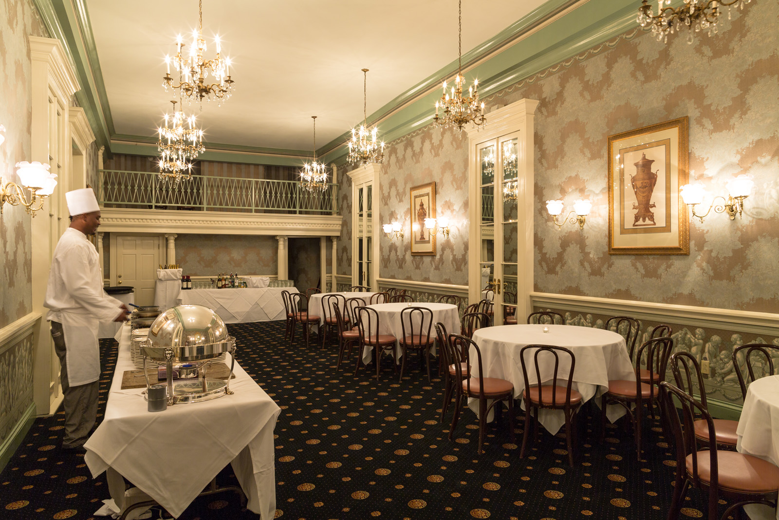 Arnaud S Irma Room French Quarter Private Dining