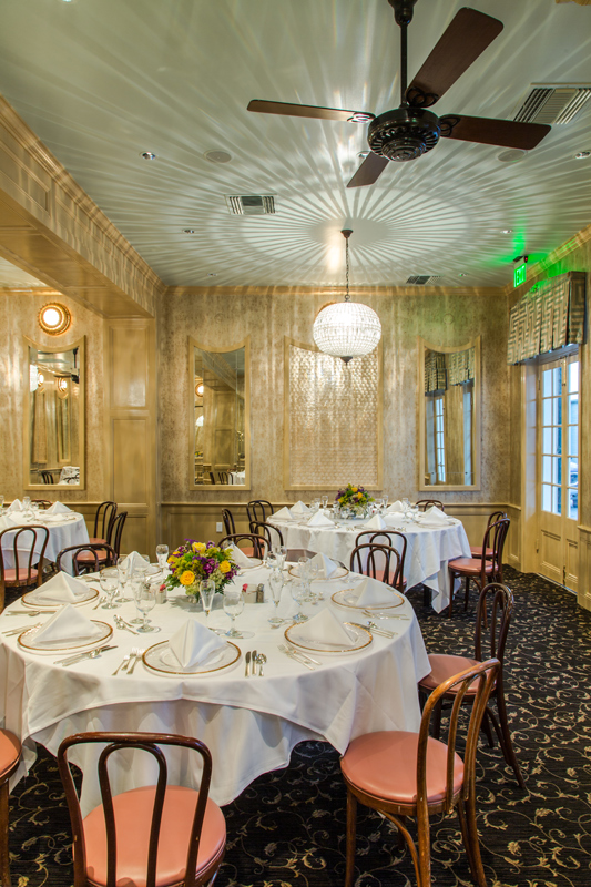 Creole Cottage French Quarter Private Dining