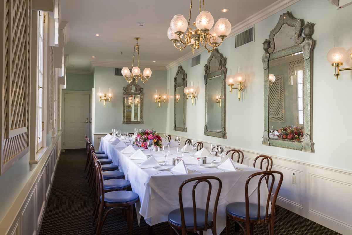 Edison Park Room French Quarter Private Dining