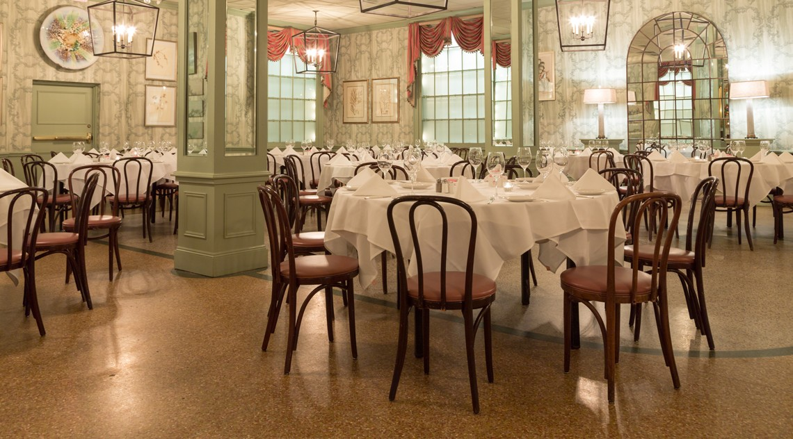 The Count's Ballroom | New Orleans Private Dining at Arnaud's