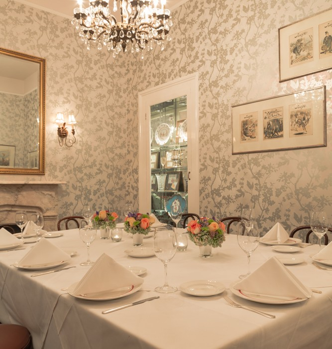 Arnaud'S Sins Room | Private Dining New Orleans