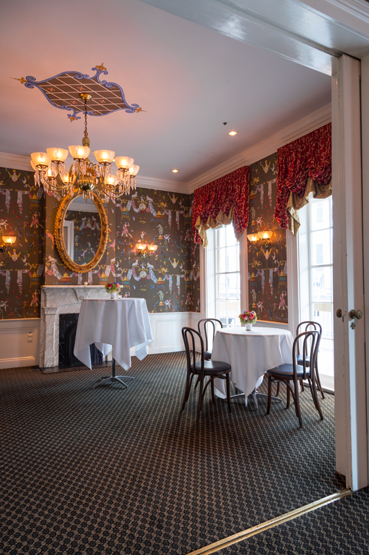 Arnaud S Bourbon Suites New Orleans Private Dining
