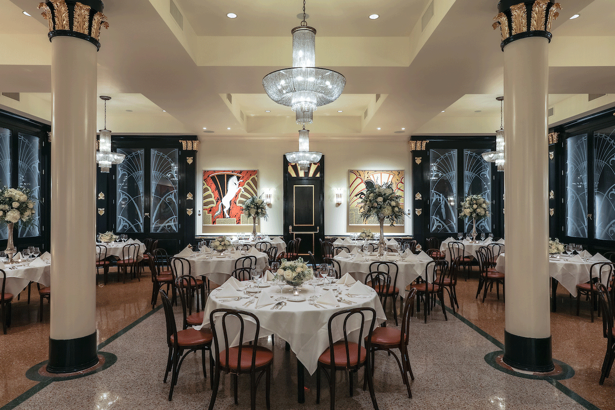 The Count S Ballroom New Orleans Private Dining At Arnaud S