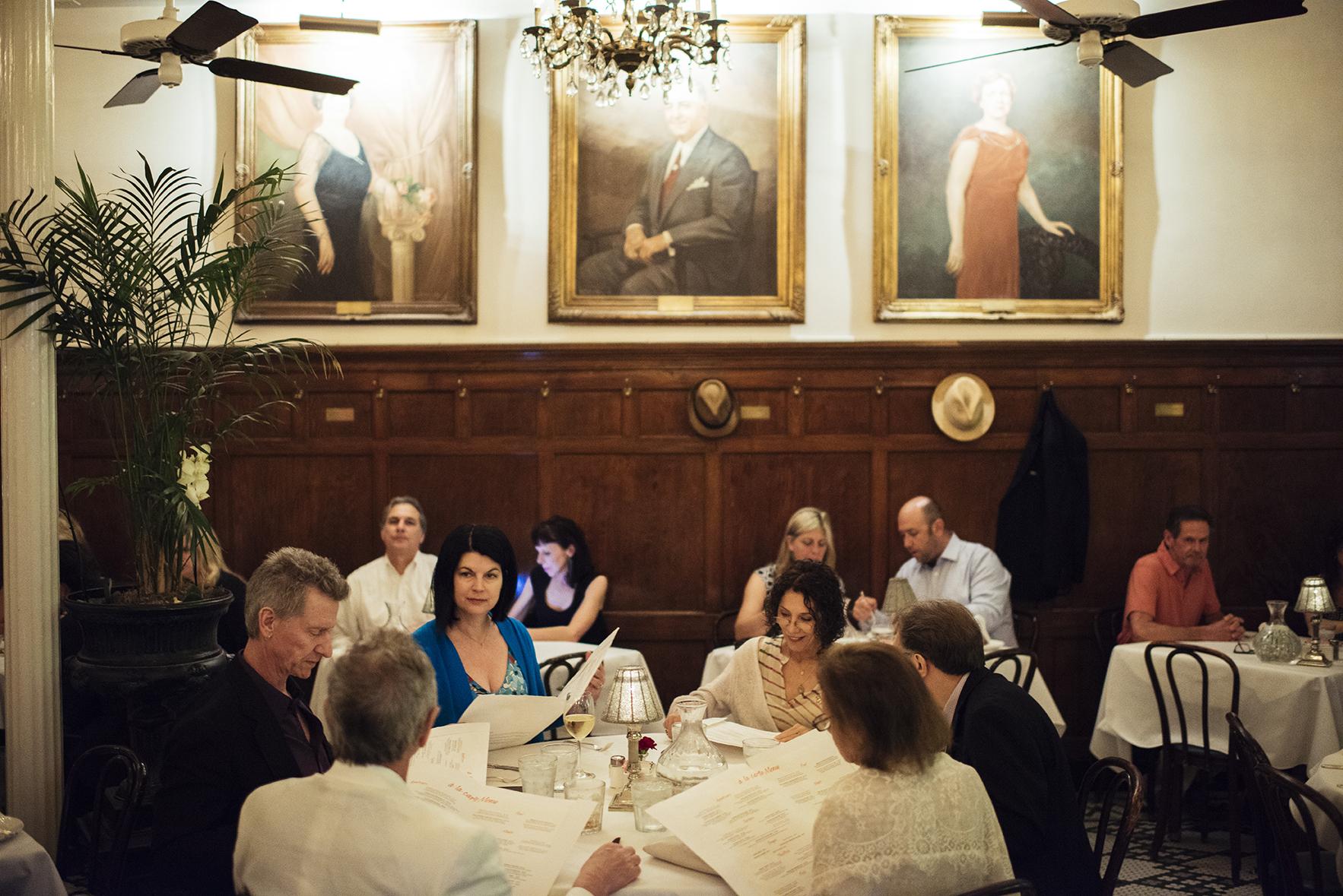 Main Dining Room Romantic New Orleans Restaurants