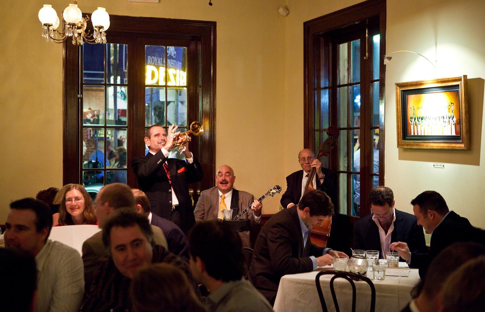 Arnaud S Jazz Bistro New Orleans Fine Dining