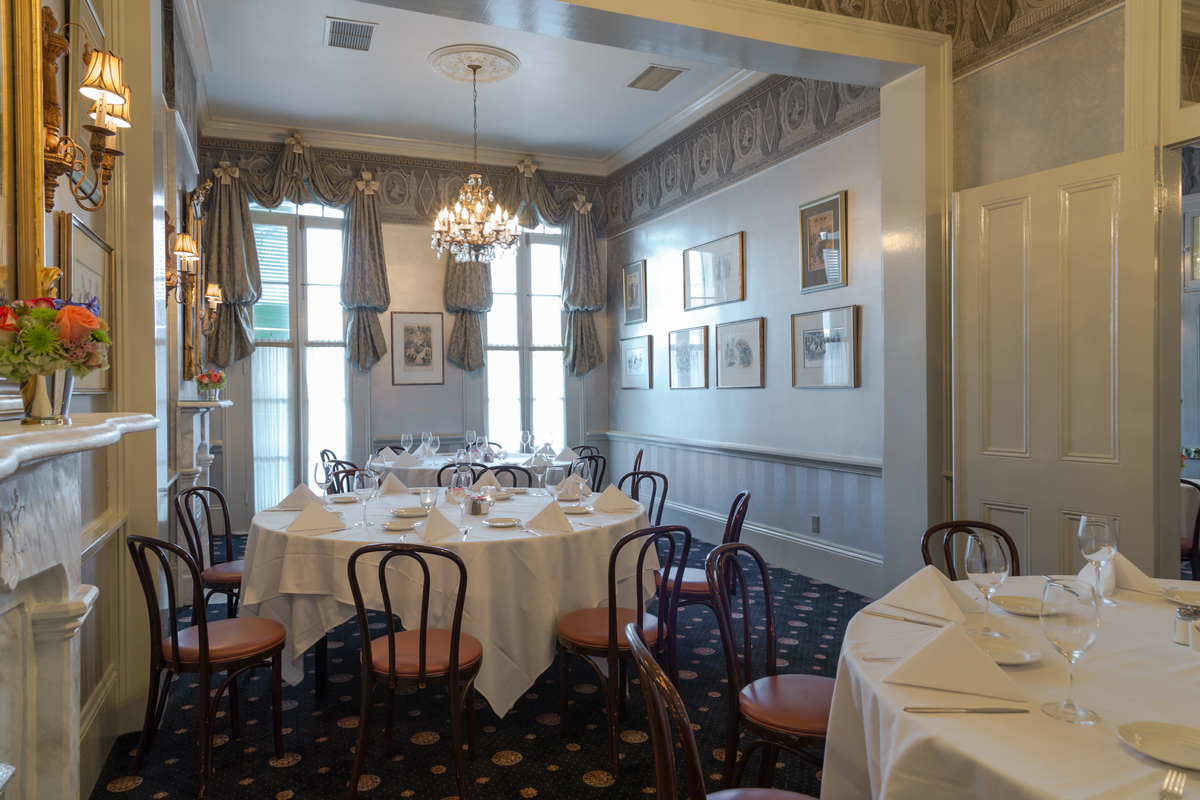Arnaud's Romantic Dining Rooms | Private Dining New Orleans