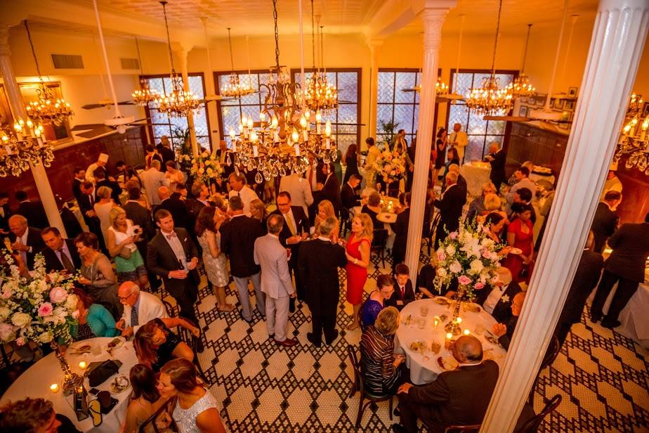 New Orleans Destination Wedding French Quarter Restaurant