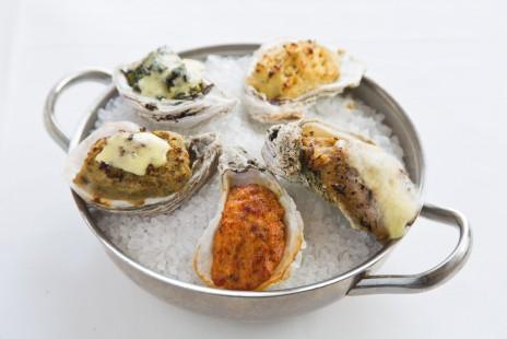 Oysters Arnaud