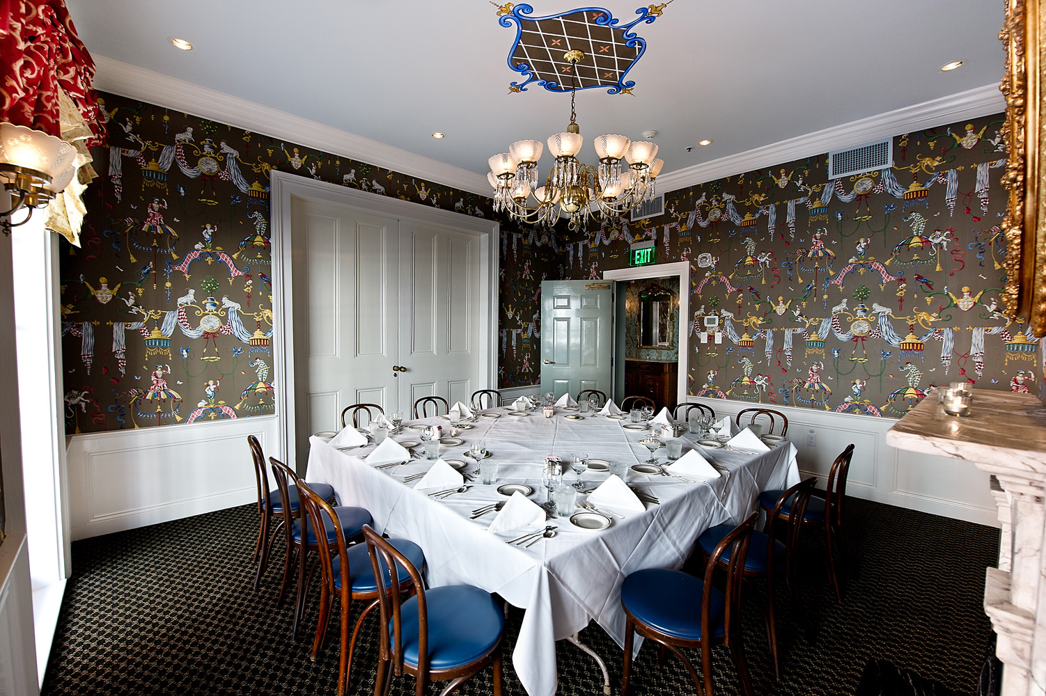 Arnaud's Bourbon Suites | New Orleans Private Dining