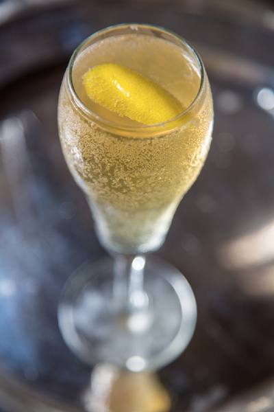 Cocktail of the Week: The French 75 | Arnaud's Restaurant